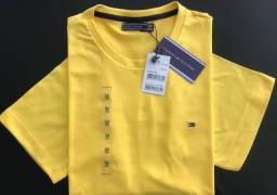 camisetas tommy hilfiger atacado minimo 10 pcs