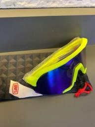 Oculos Ciclismo 100% - Verde limão