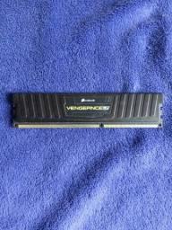 Memória Ram Corsair Vengeance Lp 4gb 1600mhz - Com Defeito