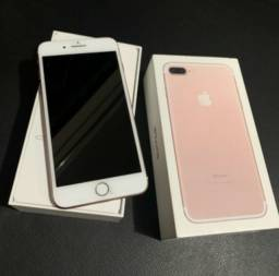 iPhone 7 Plus 128gb zerado