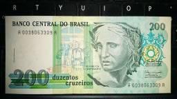Cédula Cz$ 200