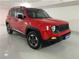 Jeep Renegade 2020 1.8 16v flex std 4p automático