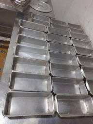 Formas de alumínio NIGRO