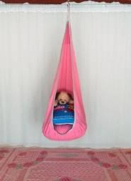 Balanço sensorial tipo ninho (infantil)