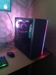 PC gamer xeon + 16gb de ram + rx 550 4gb