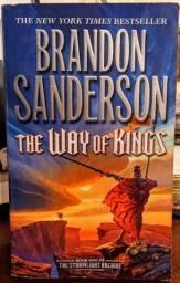 The Way Of Kings - Brandon Sanderson - Inglês Fantasia