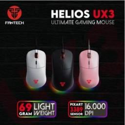 Título do anúncio: Mouse Fantec Helios UX3 Novo!