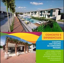 Título do anúncio: Apartamento para venda tem 46 metros quadrados com 2 quartos em Santos Dumont - Maceió - A