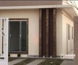 Título do anúncio: Casa com 2 dormitórios à venda, 70 m² por R$ 165.000,00 - Jardim Araucária - Floresta/PR