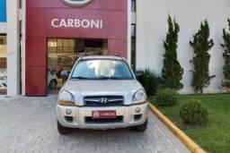 TUCSON 2011/2012 2.0 MPFI GL 16V 2WD GASOLINA 4P AUTOMÁTICO