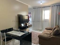 Apartamento à venda, 2 quartos, 1 vaga, Vila Carlota - Campo Grande/MS