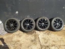 Vendo rodas 16 do Jetta