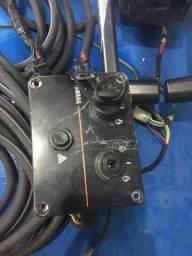 Manete dois motores yamaha