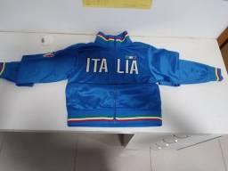 Blusão Itália para Crianças de 8-10 anos