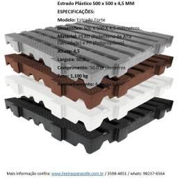 Título do anúncio: piso estrado plástico