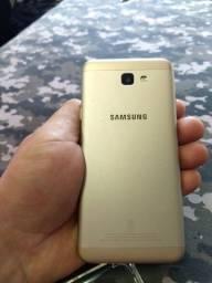 Samsung J5 prime dourado 32gb em perfeito estado