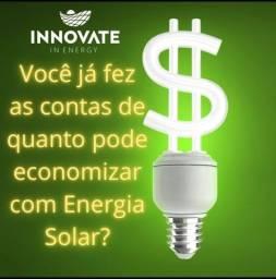 Energia solar 100% financiado sem nada de entrada em ate 72X ?<br>