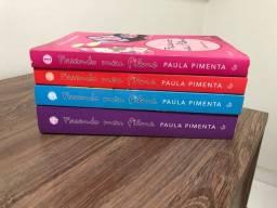 Box Fazendo meu filme- Paula Pimenta