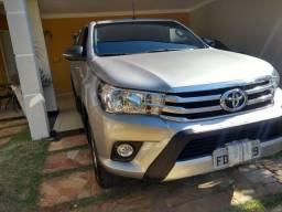 Toyota Hilux 2.7 4x2  flex  2018