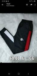Título do anúncio: Calças novas tendência alta e estilosa