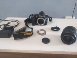 Nikon d3000 com defeito