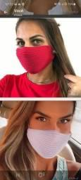 R$ 6 =Máscara Tricô atacado *