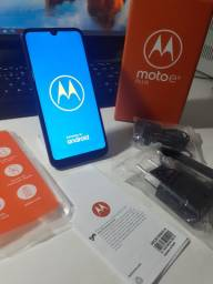 Moto E6 Plus 32GB Novo*Brindes*Ac Cartão