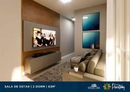 Apartamento com 84 metros 3 dorms 2 vagas na planta use seu Fgts