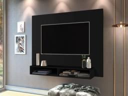Painel de Tv Amsterdam- Preto (JP Móveis)