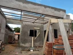 Casa em Construção no Bairro Santo André