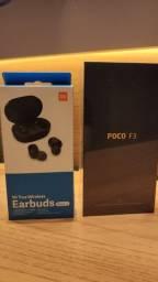 POCO F3 256 GB + FONE