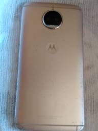 Vendo Moto G Plus 5 Rose COM DEFEITOS