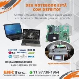 Manutenção de Notebook e Computador (Ler Anúncio)