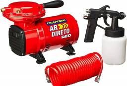 Compressor ar direito chiaperini com kit pintura