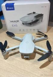 Drone Eachine Ex5 Câmera 4k 1km Gps 5 Ghz 30min