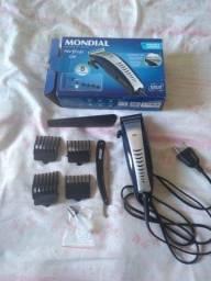 Máquina de cortar cabelo 100 não entrego usada duas vezes