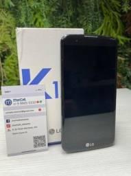 LG K10 Preto 16GB - Seminovo, Nota Fiscal + Garantia, homologado pela Anatel.