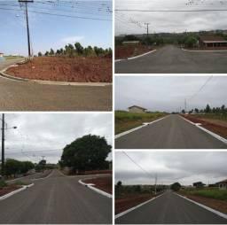 Terreno esquina 476 metros quitado 32 mil Mauá da Serra no Paraná avenida saudades