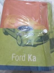 Manual original Ford Ka 2011