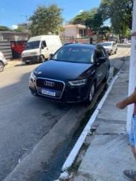 Audi Q3 Ambition interior caramelo ipva pago