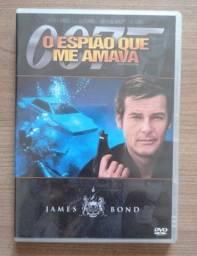 DVD 007 O espião que me amava