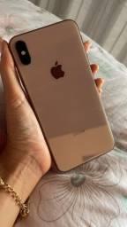iPhone XS Max 256g Gold - Novíssimo