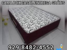 cama box casal espuma  entrega gratis ***!!