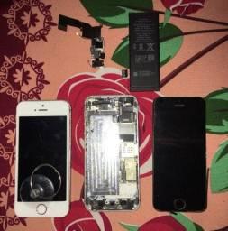 IPhones para retirada de peça