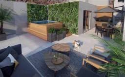Apartamento de 104 metros quadrados com 3 quartos em Laranjeiras - Rio de Janeiro - RJ