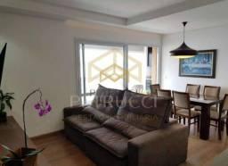 Apartamento à venda com 3 dormitórios em Taquaral, Campinas cod:AP006284