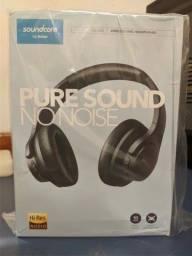Headphone Bluetooth Anker Q20 Cancelamento de Ruído