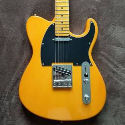 Guitarra Tagima Telecaster Woodstock Butterscotch
