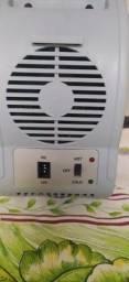 Vendo geladeira 12 volts,resfria e aquece,180 reais.