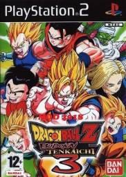 Coleção Dragon Ball Z - PS2